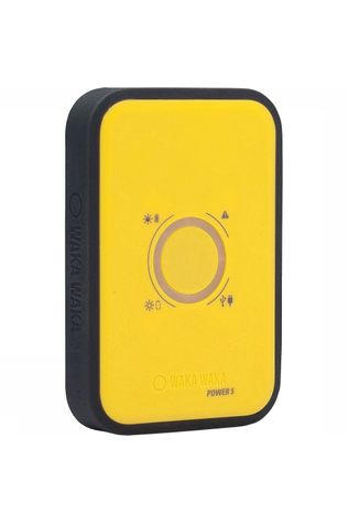WakaWaka Power 5 Powerbank Geel
