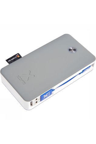 Xtorm Travel 6000 Power Bank Wit/Donkergrijs