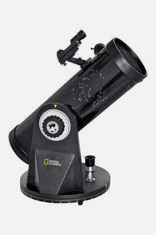 National Geographic 114/500 Compact Telescoop Zwart