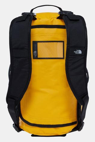 The North Face Base Camp XS Duffel Geel/Zwart
