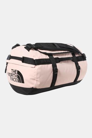 The North Face Base Camp Duffel S Zalmroze/Zwart