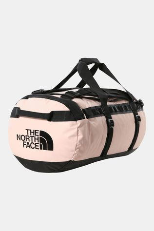 The North Face Base Camp Duffel M Zalmroze/Zwart