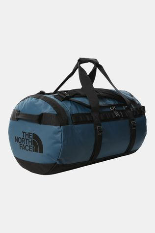 The North Face Base Camp Duffel M Petrol/Zwart