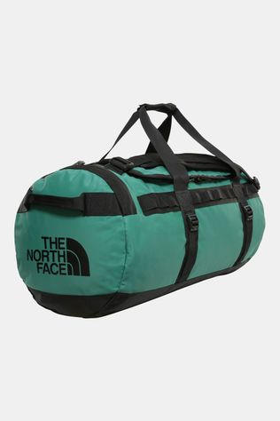 The North Face Base Camp Duffel M Middengroen/Zwart