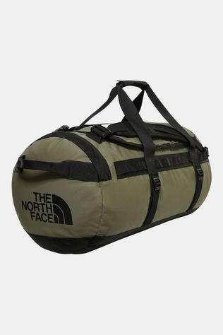 The North Face Base Camp Duffel M Middenkaki/Zwart
