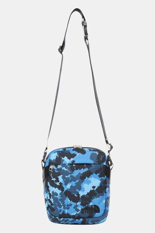 The North Face Conv Shoulder Bag Blauw/Zwart