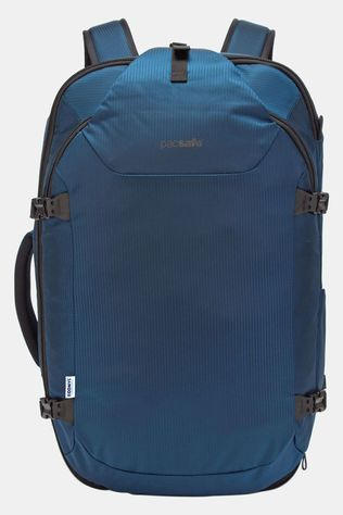 Pacsafe Venturesafe EXP45 Econyl Carry-On Rugzak Blauw