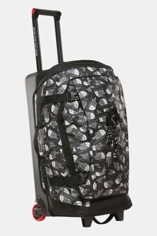 The North Face Rolling Thunder Trolley 80L Zwart/Lichtgrijs