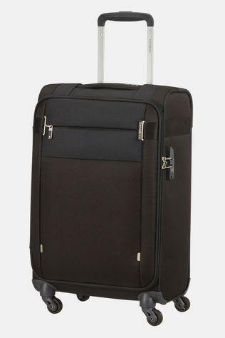 Samsonite Citybeat Spinner 55/20 Trolley Zwart