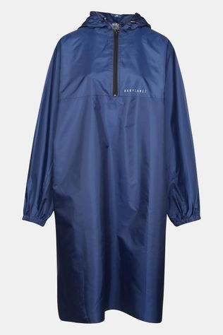 Our Planet Baatara Wandelponcho Blauw