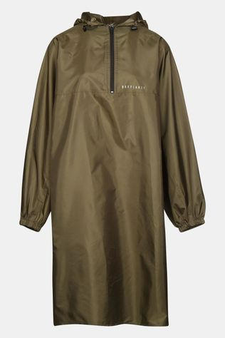 Our Planet Baatara Wandelponcho Groen