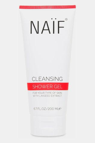 Naïf Shower Gel Douchegel Rood