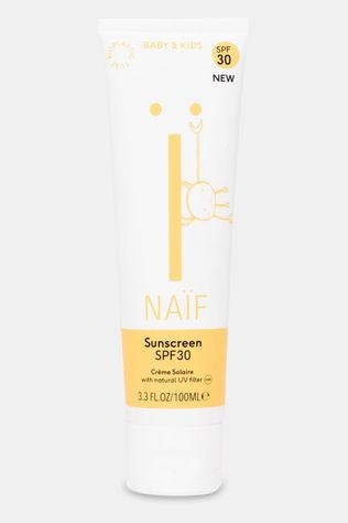 Naïf Sunscreen Baby & Kids SPF 30 Zonnebrand Junior Zandbruin