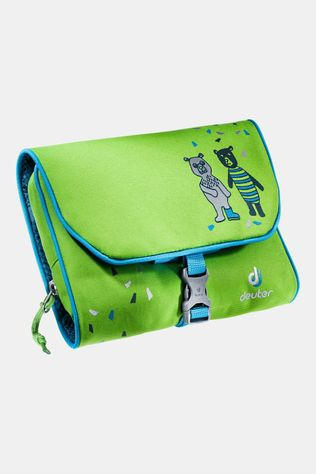 Deuter Wash Bag Toilettas Junior Groen/Blauw