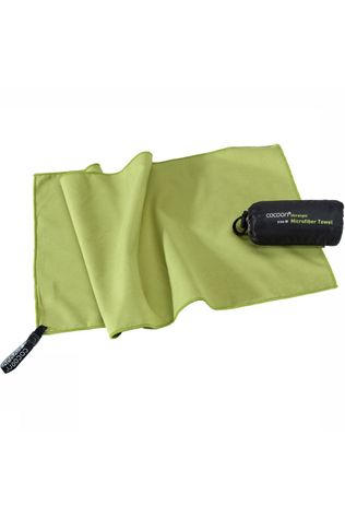 Cocoon Ultralight Handdoek Lime