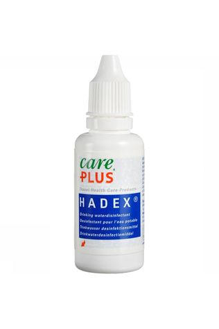 Care Plus Hadex water disinfectant Geen Kleur