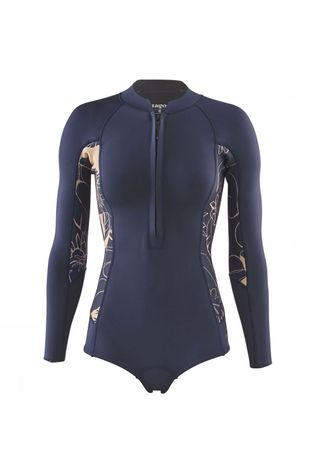 Patagonia R1 Lite Yulex Long Sleeved Jane Wetsuit Dames Donkerblauw