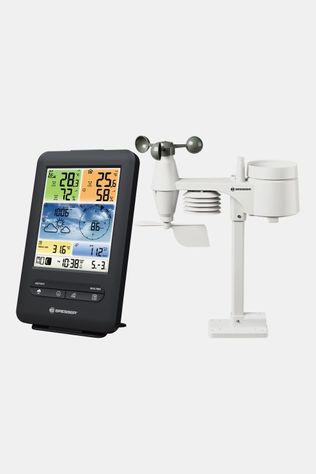 Bresser Wifi Colour Weather Center 5-In-1 V Zwart