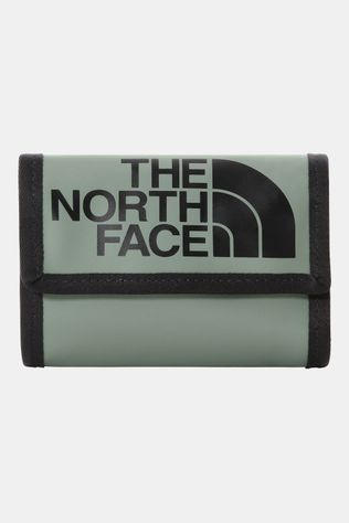 The North Face Base Camp Wallet Portemonnee Lichtgroen/Zwart