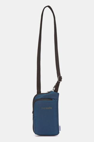 Pacsafe Daysafe Econyl Tech Crossbody Blauw