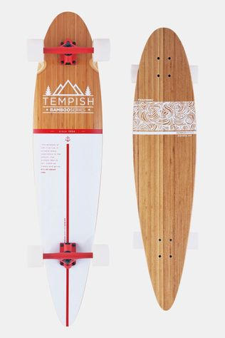 "Tempish Flow 42"" Longboard Rood/Wit"