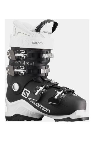 Salomon X Access 70 W Skischoen Dames Zwart/Wit