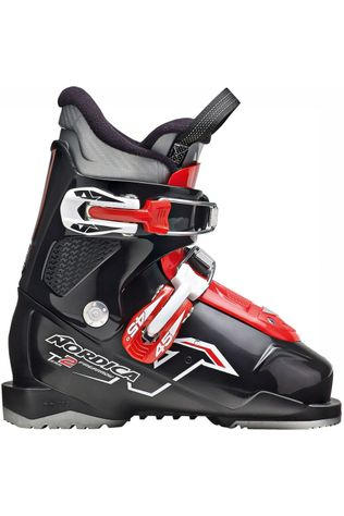 Nordica Team 2 Skischoen Junior Zwart/Rood
