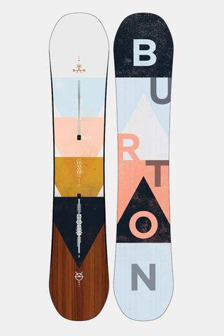 Burton Yeasayer Snowboard Dames Assortiment