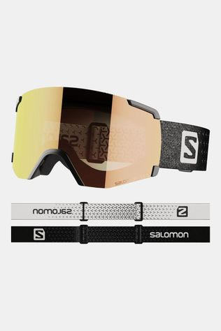 Salomon SView Photo Black Zwart/Rood