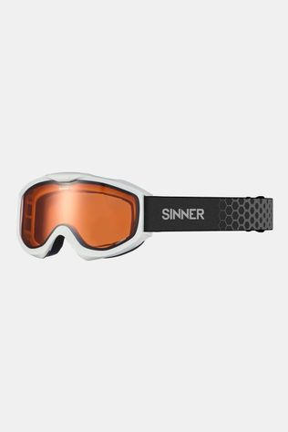 Sinner Lakeridge Ski-/snowboardbril Wit