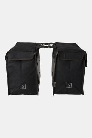 Fastrider Canvas 94 Double Bag Fietstas Zwart