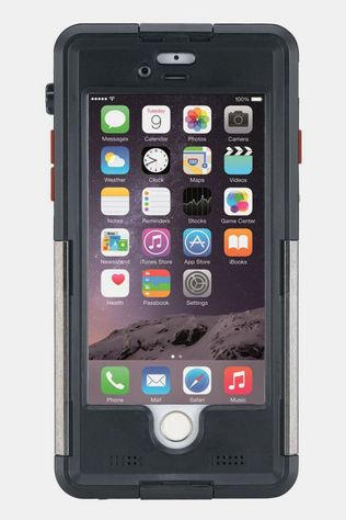 Tigra Sport MountCase Bike Kit for iPhone 6/6s met ArmorGuard Zwart