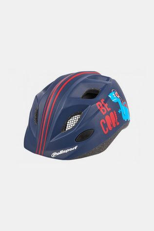 Polisport Helm Be Cool S 52-56 Junior Blauw