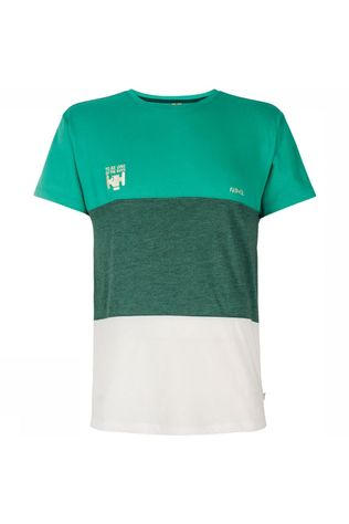 Nihil Retrofriction T-shirt Groen