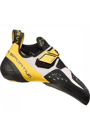 La Sportiva Solution Klimschoen  Geel/Wit