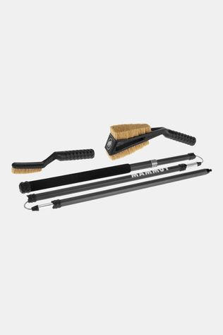 Mammut Brush Stick Package  Zwart