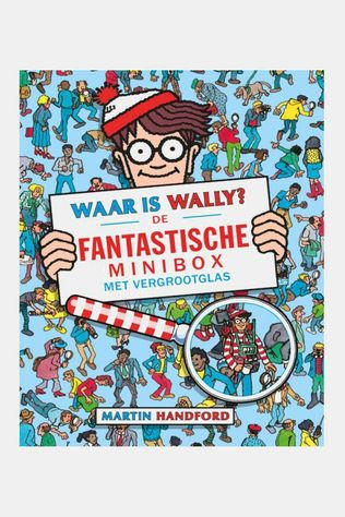 Outdoor (craenen) Minibox 'Waar is Wally?' 2019
