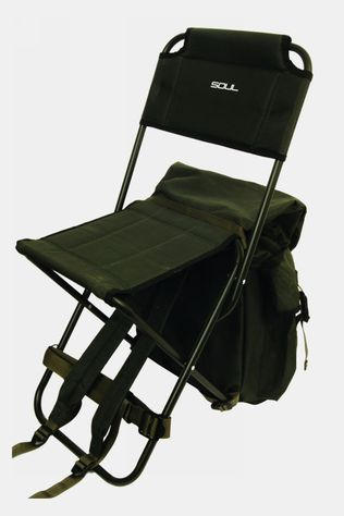 Soul Folding Stalking Chair Rugtas Stoel Groen