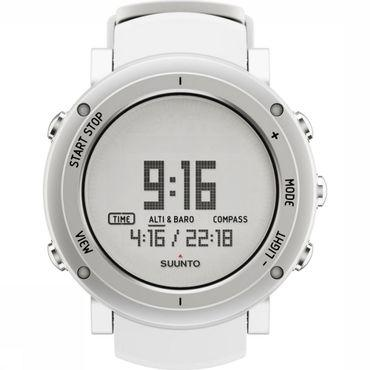 Core Alu Pure White Horloge