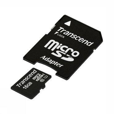 MicroSD HC 16GB CL10 UHS-I 300x Premium Geheugenkaart