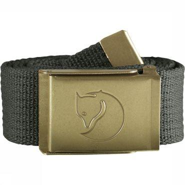 Canvas Brass Riem