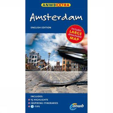 Amsterdam Extra English edition