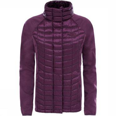 Thermoball Hybrid Full Zip Jas Dames