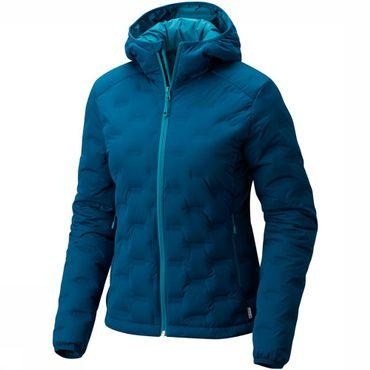 Stretchdown DS Hooded Jas Dames