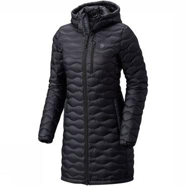 Nitrous Hooded Down Parka Dames