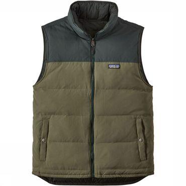 Reversible Bivy Down Body Warmer
