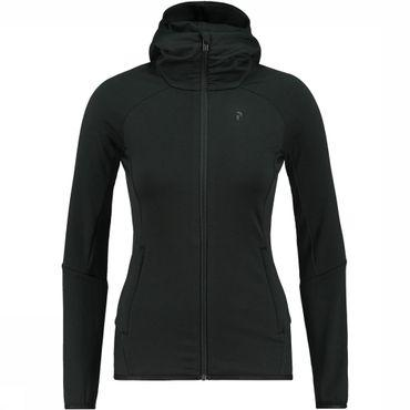 Ace Hooded Zipped Vest Dames