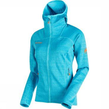Eiswand Guide MI Hooded Vest Dames