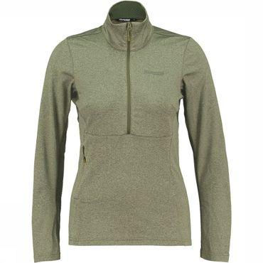 Fløyen Fleece Half Zip Trui Dames