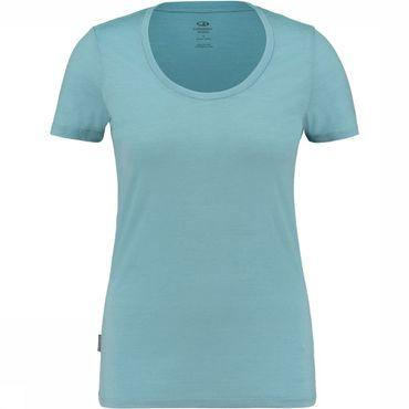 Tech Lite SS Scoop T-Shirt Dames